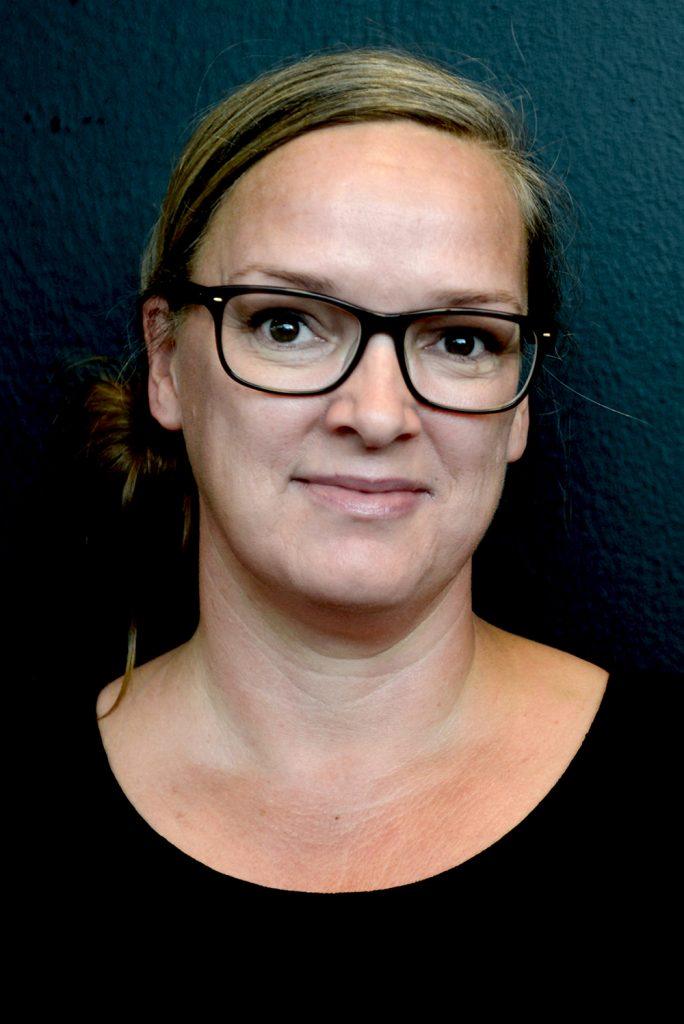 portrait Maria Kirk Mikkelsen