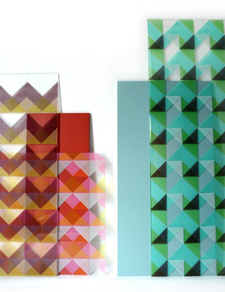 Rytmisk opstilling af filtre
