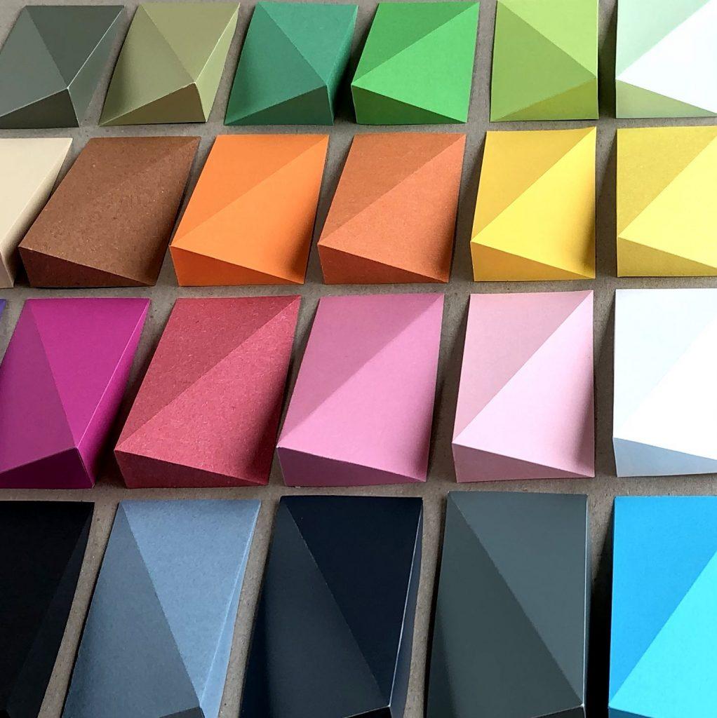 farveprøver