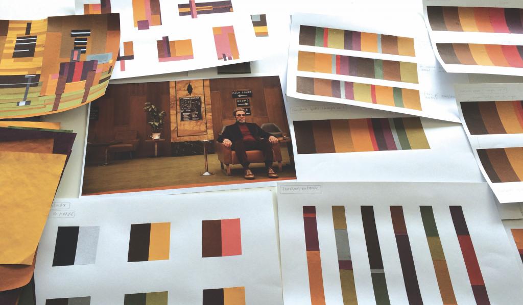 colour separation by Trine Trondhjem Pedersen