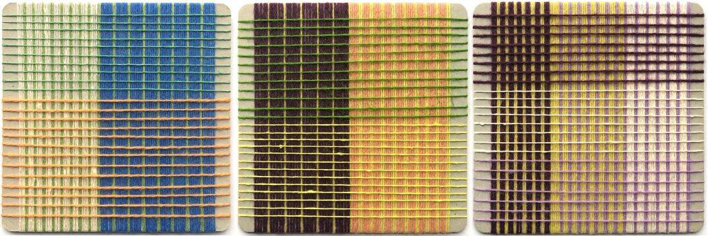 bezold effect yarn winding